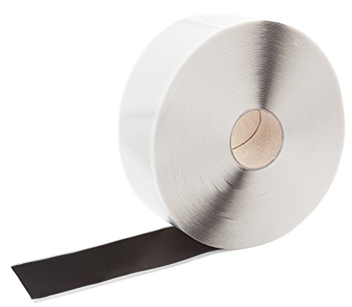 Butylband Flach 50 mm x 1 mm. Länge: 25 m Teichfolienklebeband