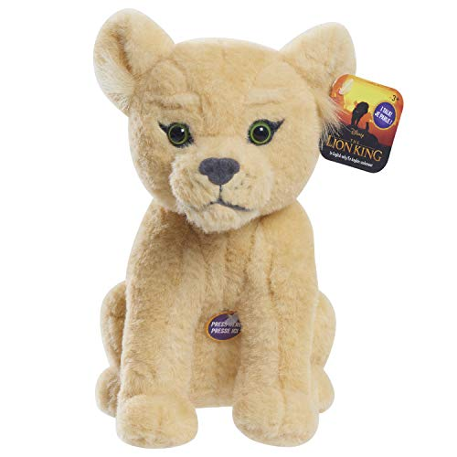 Lion King Live Action Bean Plush Nala Now $4.75 (Was $9.99)