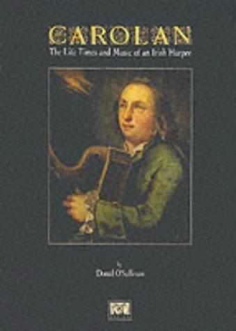 The Life, Times And Music Of An Irish Harper: Noten für Harfe