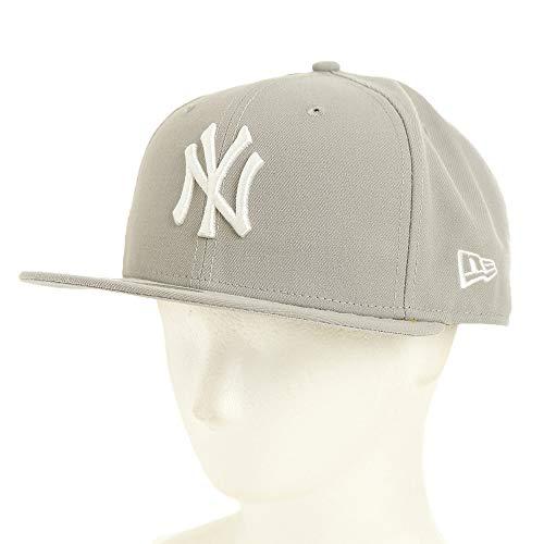 NEW ERA(ニューエラ) キャップ ニューヨーク ヤンキース グレー 帽子