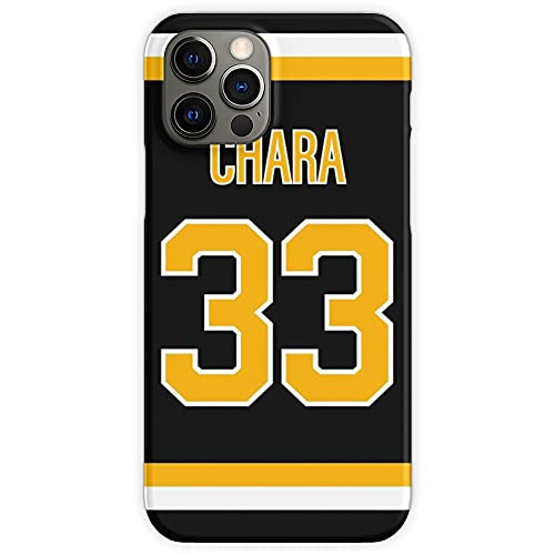 Zdeno Chara Jersey - | Phone Case for iPhone 11, iPhone 11 Pro, iPhone XR, iPhone 7/8 / SE 2020| Phone Case for All iPhone 12, iPhone 11, iPhone 11 Pro, iPhone XR, iPhone 7/8 / SE 2020 - Customize