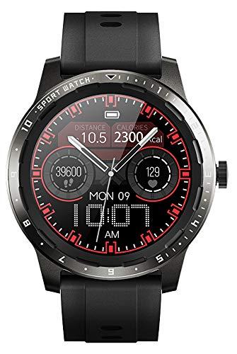 XWZ Reloj Inteligente De Moda Reloj Deportivo Inteligente Reloj Rastreador De Ejercicios Medidas De Temperatura Corporal Monitoreo De Salud Reloj Despertador Reloj Inteligente