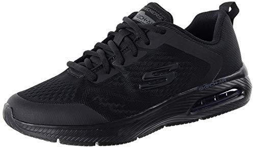 Skechers Dyna-air - Zapatillas para hombre, azul, 47 UE, color Negro, talla 43 EU