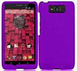 Hard Cover Case for Motorola Droid Maxx XT-1080M (Purple)