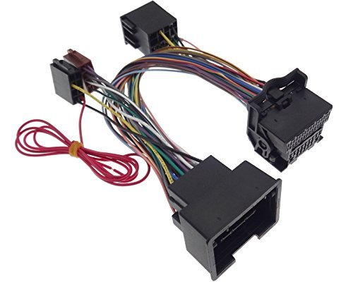 PARROT THB Adapter OPEL Astra Agila Insignia BLUETOOTH Kabel ISO Stecker FSE TEL