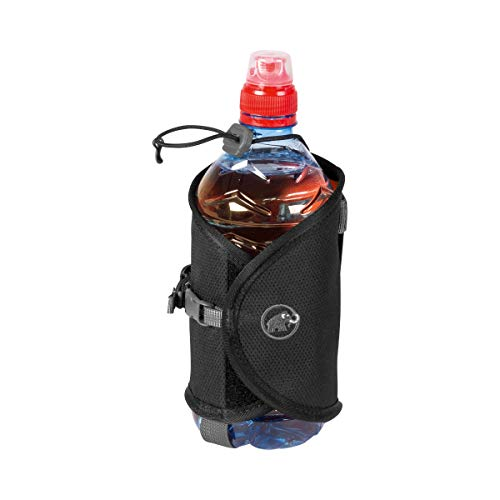 Mammut Unisex Add-on Bottle Holder Flaschenhalter, black,Einheitsgröße EU