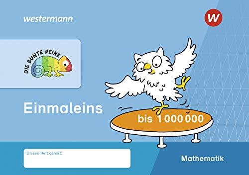 DIE BUNTE REIHE - Mathematik: Einmaleins bis 1000000