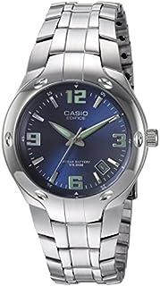 Casio Men's Edifice EF106D-2AV Stainless Steel Watch