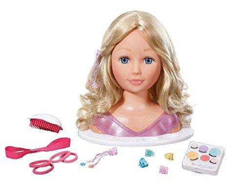 Zapf 951415 - My Model Styling Head, Babypuppen und Zubehör