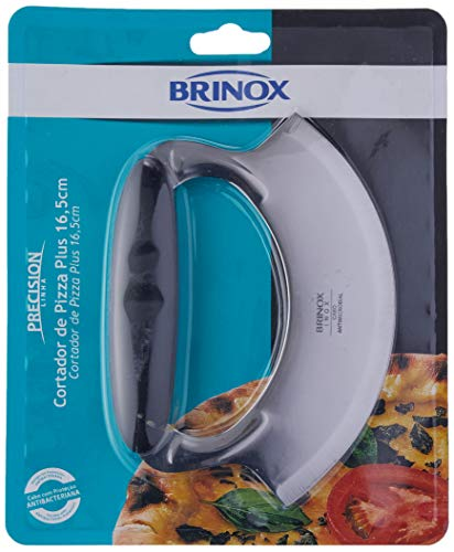 Cortador Pizza Plus Precision Brinox Aço Inox