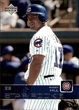 2003 Upper Deck #4 Bobby Hill SR MLB Baseball Trading Card