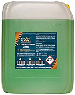 Inox Vehículos industriales limpiador IX 3000 activo