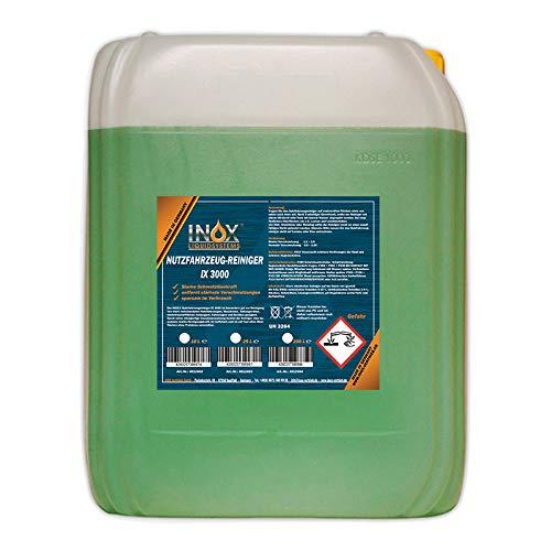 INOX® IX 3000 Nutzfahrzeugreiniger, Aktivreiniger für Planen, LKW und KFZ - 10 Liter