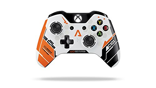 Microsoft Titanfall Wireless Controller Limited Edition Force Feedback, analog + digital, Multi-Plattform, kabellos, Gamepad