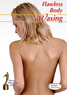 Flawless Body Waxing DVD. Learn How To Wax Legs, Bikini, Feet, Arms, Hands, & Underarms. Best Hair Removal Techniques hot, cold, hard, soft, strips, & roll-on . Professional Esthetician & Cosmetology School Depilatory Training Video. 1 Hr. 43 Mins.
