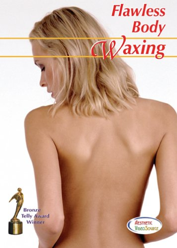 Price comparison product image Flawless Body Waxing DVD. Learn How To Wax Legs,  Bikini,  Feet,  Arms,  Hands,  & Underarms. Best Hair Removal Techniques (hot,  cold,  hard,  soft,  strips,  & roll-on). Professional Esthetician & Cosmetology School Depilatory Training Video. 1 Hr. 43 Mins.