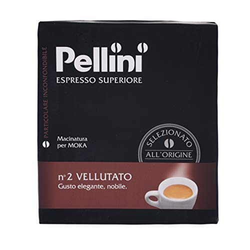 Pellini Vellutato No. 2, gemahlen, 500 g