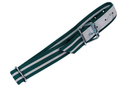 Kerbl Halsband f.Kälber, 100x4 cm, mit Rollschnalle und Ovalglied