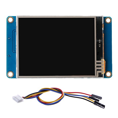 LLAni TJC HMI TFT - Pantalla táctil para Raspberry Pi (2,8', LCD, 320 x 240, pantalla táctil)