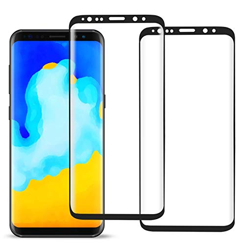 BESTSUIT Samsung Galaxy S10 Panzerglas, [2er Pack] Galaxy S10 Plus Schutzfolie, Fingerabdruck kompatibel, Anti-Schaum, Klar HD Weich TPU Displayfolie für Samsun Galaxy S10 SSW041