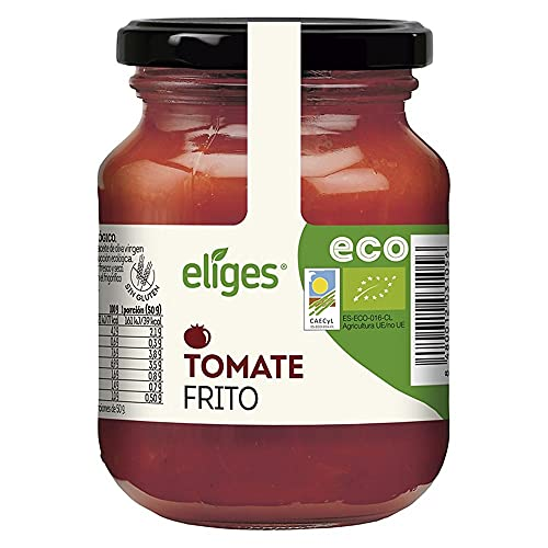 Ifa Eliges Tomate Frito Ecológico - 300 gr.