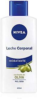 Nivea Loción Hidratante Corporal con Aceite de Oliva Piel Seca 400ml