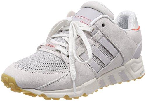 Adidas EQT Support RF W, Zapatillas de Running para Mujer, Gris (Grey One/Footwear White/Footwear White Db0384), 38 EU