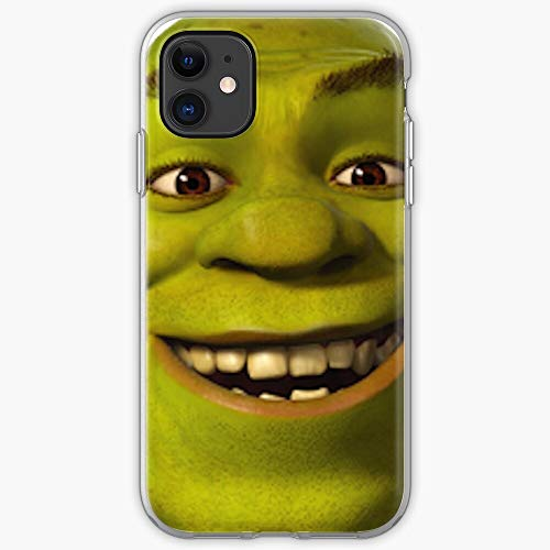 Overwatch Cool Meme Shrek Nice Indie Rust - - Phone Case for All of iPhone 12, iPhone 11, iPhone 11 Pro, iPhone XR, iPhone 7/8 / SE 2020… Samsung Galaxy
