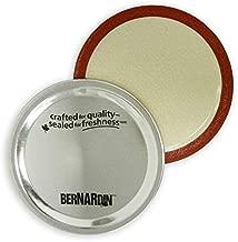 Bernardin Wide Mouth Mason Jar SNAP Lids - Bulk Pack of 280 Lids