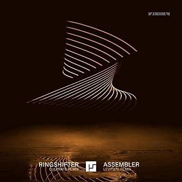 Ringshifter (Culprate Remix) / Assembler (LEVIT∆TE Remix)