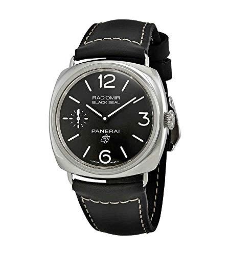 Panerai Radiomir Black Seal Automatic Black Dial Men's Watch PAM00754