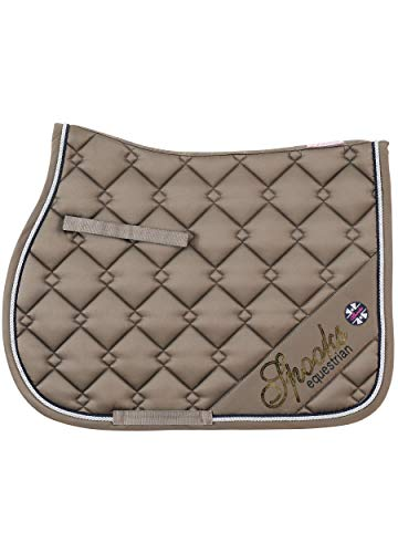 Saddle Pad Roxie (Farbe: taupe; Größe: jumping)