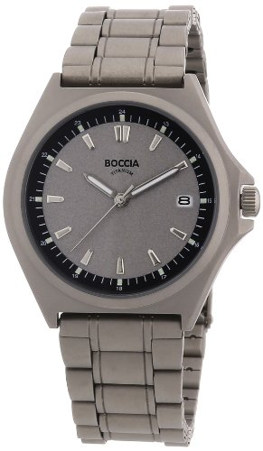 Boccia Herren-Armbanduhr Titan 3546-02