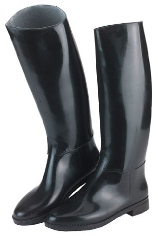 Nora Ascot 72017, Unisex - Erwachsene Gummistiefel, Schwarz (Schwarz 11), EU 37