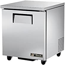 True Refrigeration True Refrigerator Under-Counter One Section