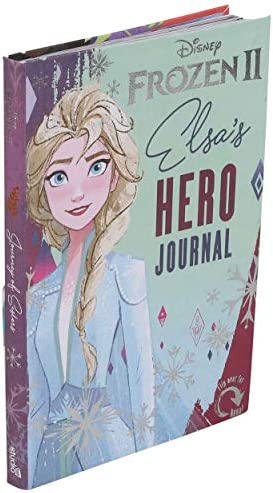 Disney Frozen 2 Journey of Sisters Elsa and Anna s Hero Journal A Hero Journal product image