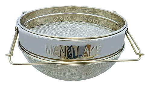 Mann Lake HH440 Stainless Steel Honey Strainer