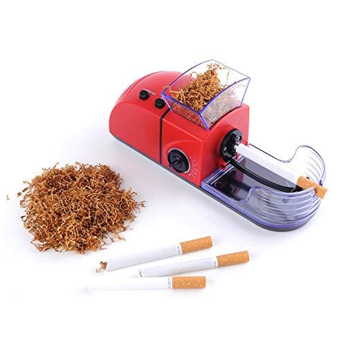 WDDLD Tabaco De Liar,MáQuina De Liar Cigarrillos, MáQuina De Liar Cigarrillos AutomáTica EléCtrica PortáTil De Tabaco, MáQuina De Liar Cigarrillos Profesional.