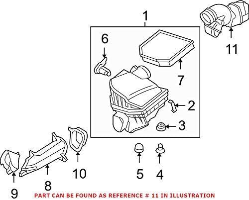 Genuine Very popular OEM Engine Air Intake Hose Boot 2006- For Z4 E85 BMW E86 Max 42% OFF
