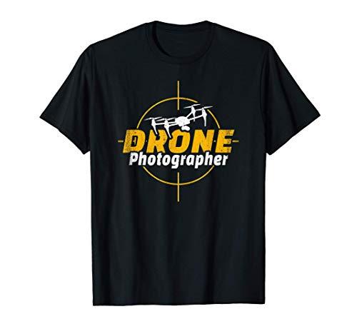 Drohne Drone Photographer & Pilot T-Shirt