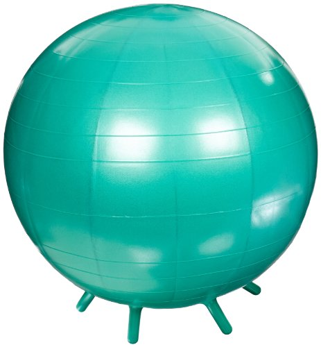 Abilitations Six-Leg Ball Chair - 26 inches - Green