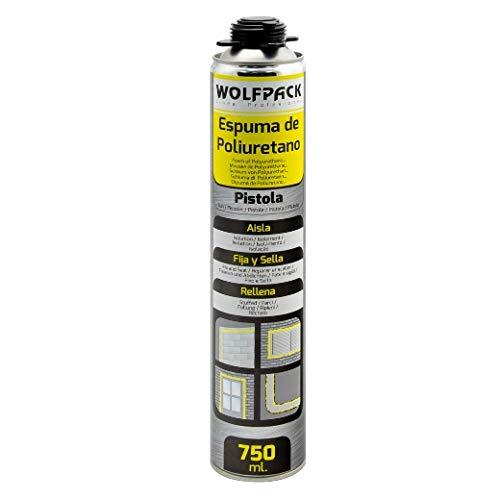 WOLFPACK LINEA PROFESIONAL 14010160 Espuma Poliuretano 750 ml. para Pistola