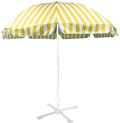 CHLDDHC Parasol Al Aire Libre Parasol Protección UV Impermeable Playa/Piscina/Patio Carpa Parasol