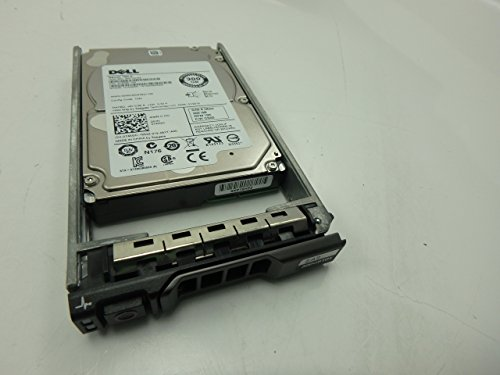 Dell 745GC 300GB 64MB 6.0Gbps 10K 2.5' SAS Hard Drive in Poweredge R & T Series Tray