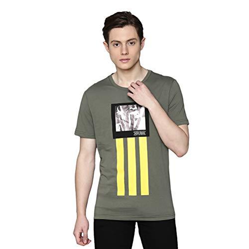 Antony Morato Camiseta Verde para Hombre XL