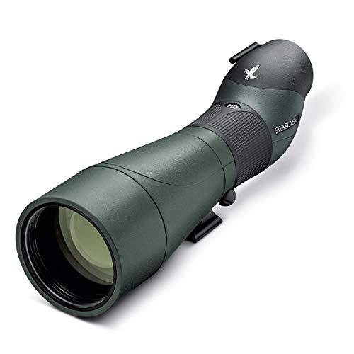 Swarovski Optik Outdoor BF-1X4I20-03 Swarovski STS HD Straight Spektiv mit Arca-Swiss (Okular erforderlich), schwarz