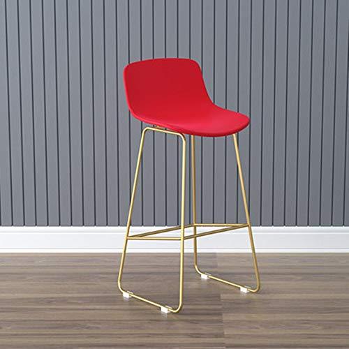 Moderne eenvoud retro casual Nordic stijl kruk voor bar, restaurant, café, modern, voor verkoop, kruk, barstoel, voor keuken, ontbijt, iron, kunst, kruk, eenvoudig, met metalen poten