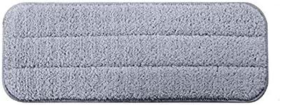 Almohadilla de fregona Plachloth para Xiaomi Mijia Deerma TB500 TB800 Spray de agua MOP 360 paño de limpieza giratorio se puede lavar trapo de trapeador para la limpieza del hogar Adsorbe eficazmente