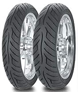 Avon Tyres Roadrider AM26 Tire - Front/Rear - 140/80V-17 , Tire Type: Street, Tire Construction: Bias, Tire Application: Sport, Position: Front/Rear, Rim Size: 17, Tire Size: 140/80-17, Load Rating: 69, Speed Rating: V 2279213
