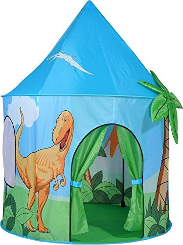 Spirit of Air Kinder Königreich Pop-Up Dinosaurier-Zelt zum Spielen